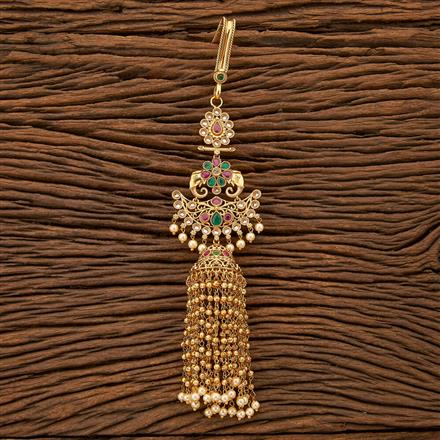 24237 Antique Classic Jhuda with gold plating
