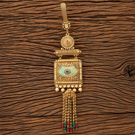 24305 Antique Classic Jhuda with gold plating