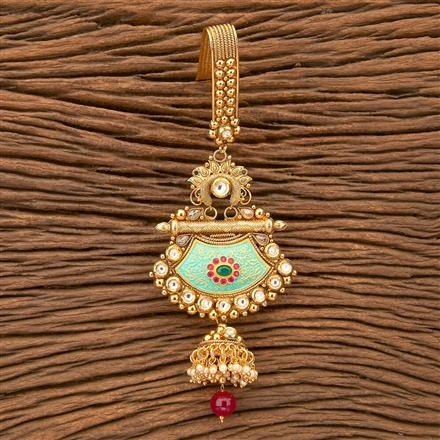 24347 Antique Classic Jhuda with gold plating