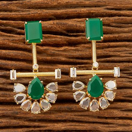 400783 Designer Classic Earring with gold plating