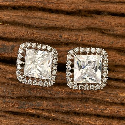 401115 Cz Tops with Rhodium plating