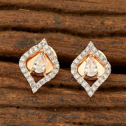401979 Cz Tops with Rose Gold plating
