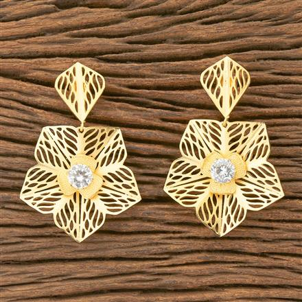 402921 Designer Classic Earring with gold plating