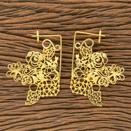 402939 Designer Classic Earring with gold plating