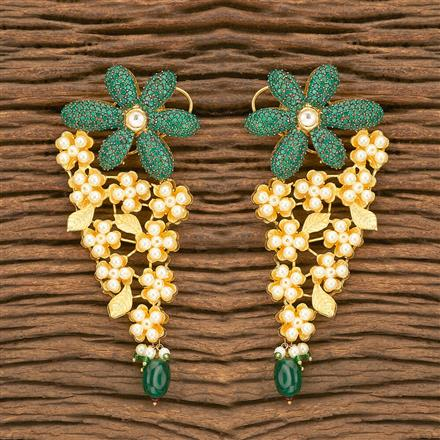 402988 Designer Classic Earring with gold plating