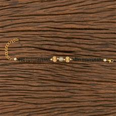 406488 Cz Classic Bracelet With Gold Plating