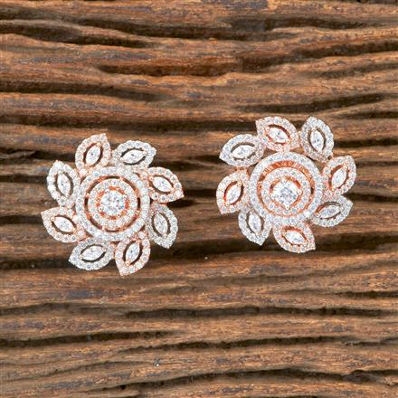 406820 Cz Tops with Rose Gold Plating
