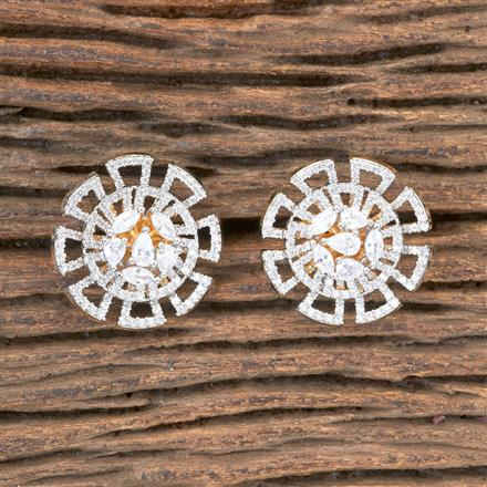 406956 Cz Tops with 2 Tone Plating