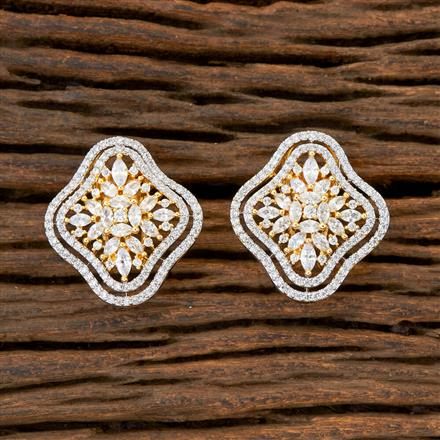 408924 Cz Tops With 2 Tone Plating