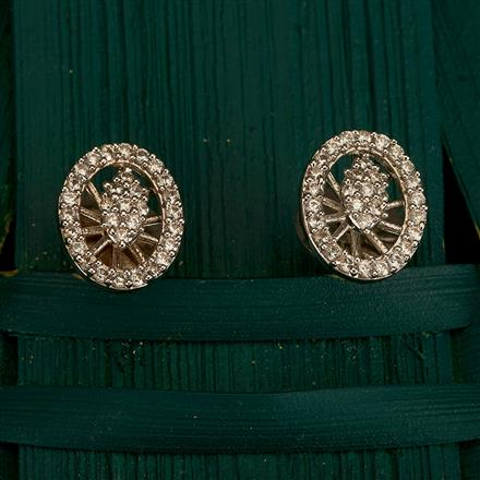 409763 Cz Tops With Rhodium Plating