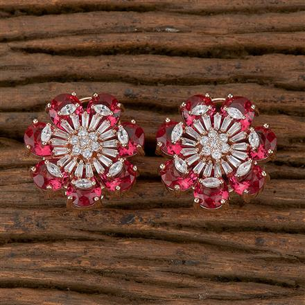 410342 Cz Tops With Rose Gold Plating