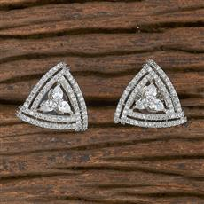 411623 Cz Tops With Rhodium Plating