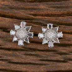 411819 Cz Tops With Rhodium Plating