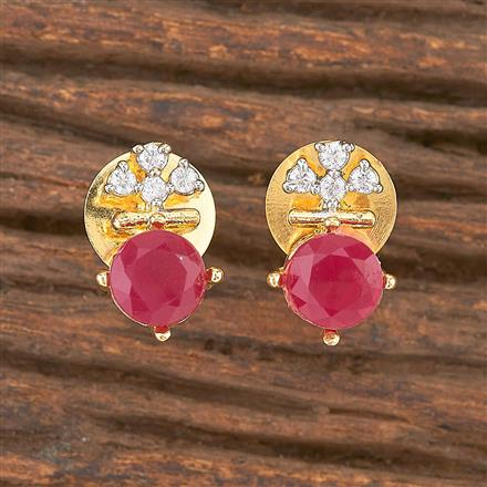 412155 Cz Tops With 2 Tone Plating