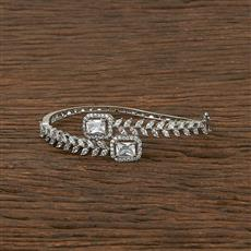 412296 Cz Classic Kada With Rhodium Plating