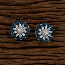 413478 Cz Tops With Rhodium Plating