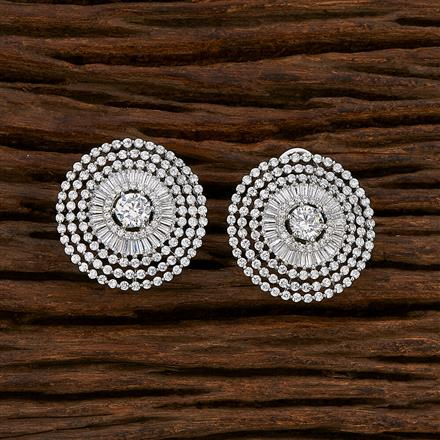 413481 Cz Tops With Rhodium Plating