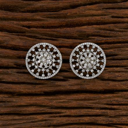 413484 Cz Tops With Rhodium Plating
