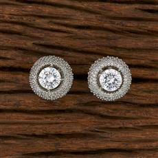 413487 Cz Tops With Rhodium Plating