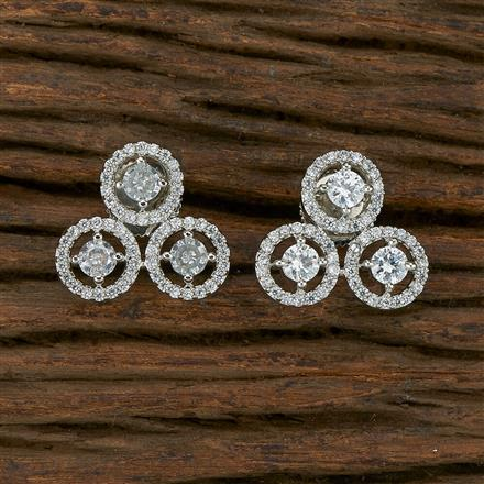413705 Cz Tops With Rhodium Plating