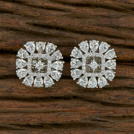 413709 Cz Tops With Rhodium Plating