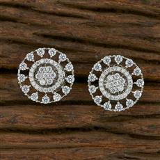 413715 Cz Tops With Rhodium Plating