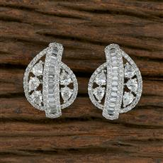 413718 Cz Tops With Rhodium Plating