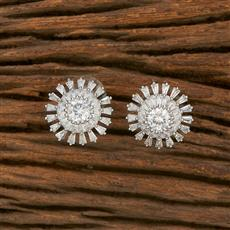 414436 Cz Tops With Rhodium Plating