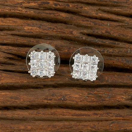 414437 Cz Tops With Rhodium Plating