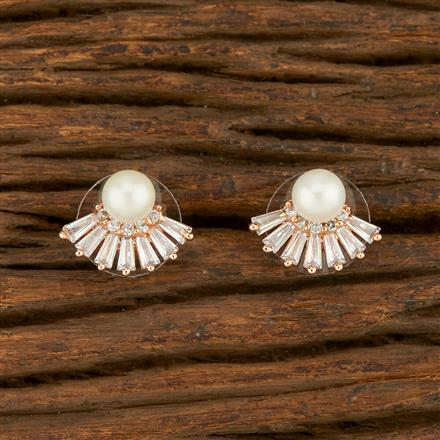 414441 Cz Tops With Rose Gold Plating