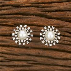 414617 Cz Tops With Rhodium Plating