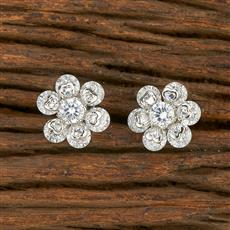 414635 Cz Tops With Rhodium Plating