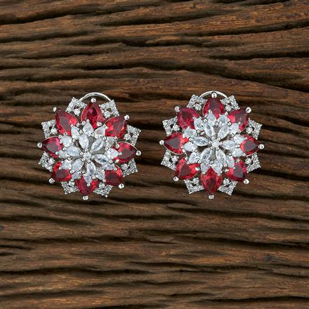 415006 Cz Tops With Rhodium Plating