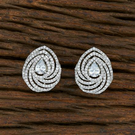 415099 Cz Tops With Rhodium Plating