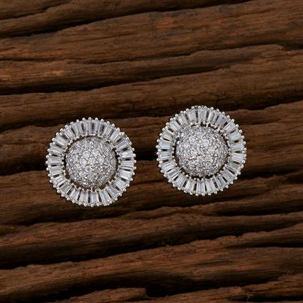 415226 Cz Tops With Rhodium Plating