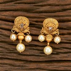 500351 Antique Tops With Matte Gold Plating