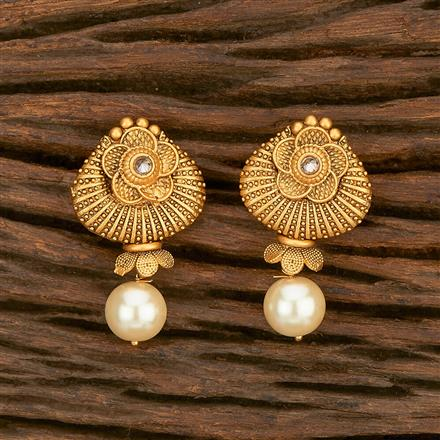 500353 Antique Tops With Matte Gold Plating
