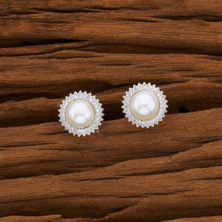 50367 American Diamond Tops with 2 tone plating