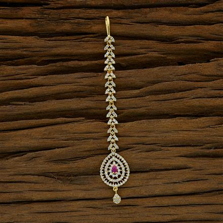 51839 CZ Classic Tikka with gold plating
