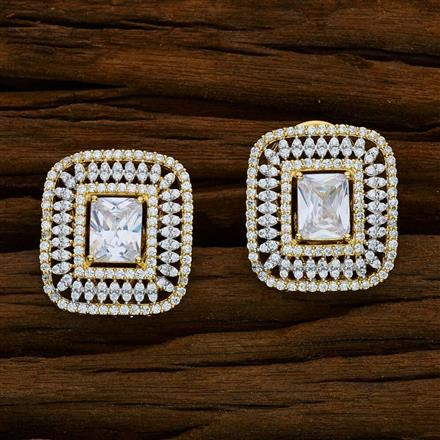 52567 American Diamond Tops with 2 tone plating