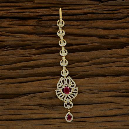 52710 CZ Classic Tikka with gold plating