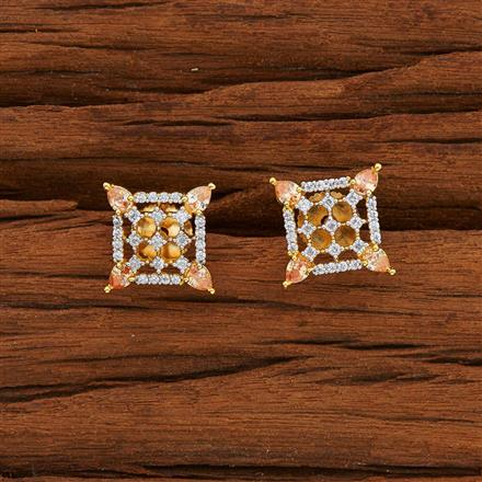 52739 American Diamond Tops with 2 tone plating
