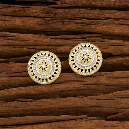 53079 American Diamond Tops with gold plating