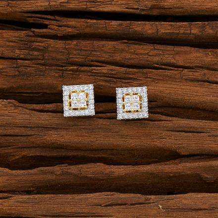 53083 American Diamond Tops with 2 tone plating