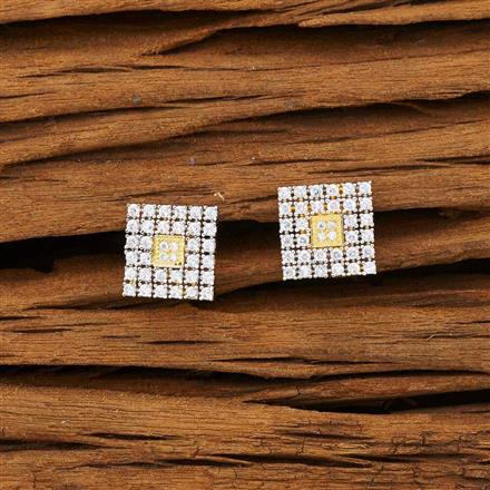 53199 American Diamond Tops with 2 tone plating