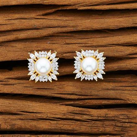 53206 American Diamond Tops with 2 tone plating