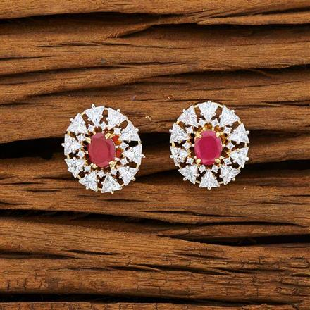 53209 American Diamond Tops with 2 tone plating