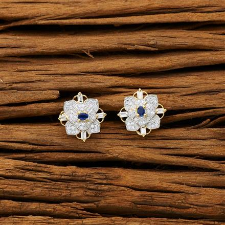 53214 American Diamond Tops with 2 tone plating