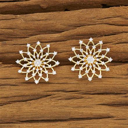 53364 American Diamond Tops with 2 tone plating