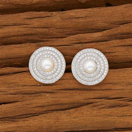 53733 American Diamond Tops with 2 tone plating